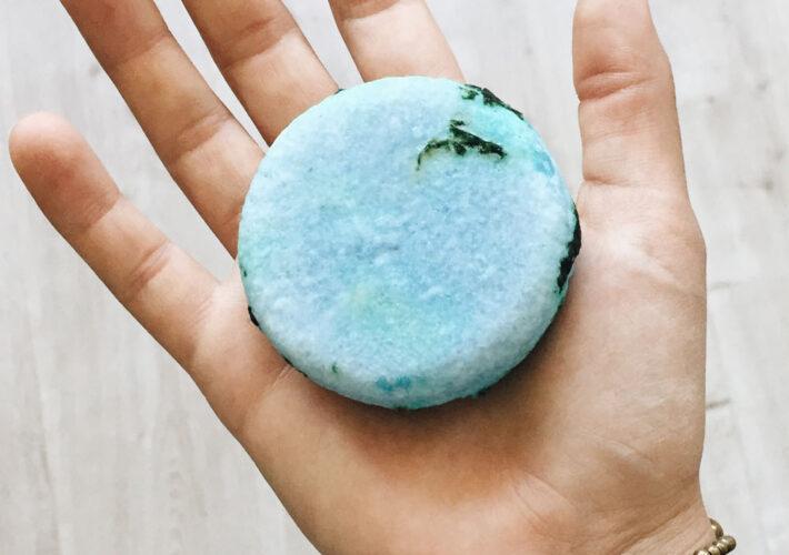 Eco Friendly Toiletries - Solid Shampoo by Lush