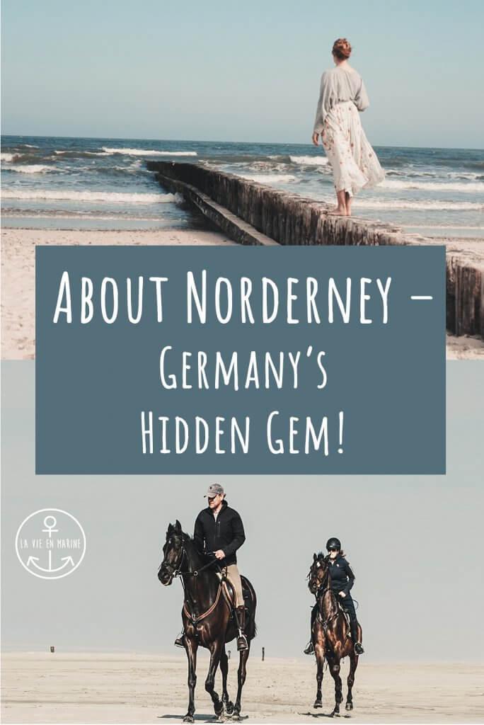 About Norderney - La Vie En Marine