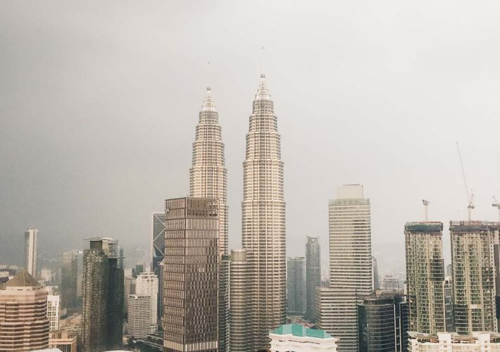 Face Suites Sky Pool - guide to kuala lumpur