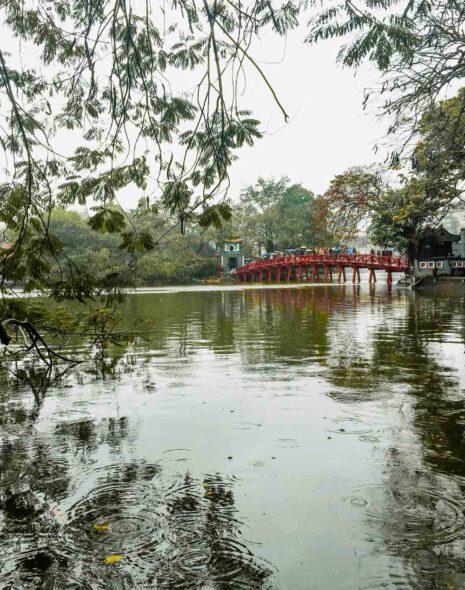 Visiting Hanoi