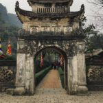 Entrance of the former capital, Ninh Binh
