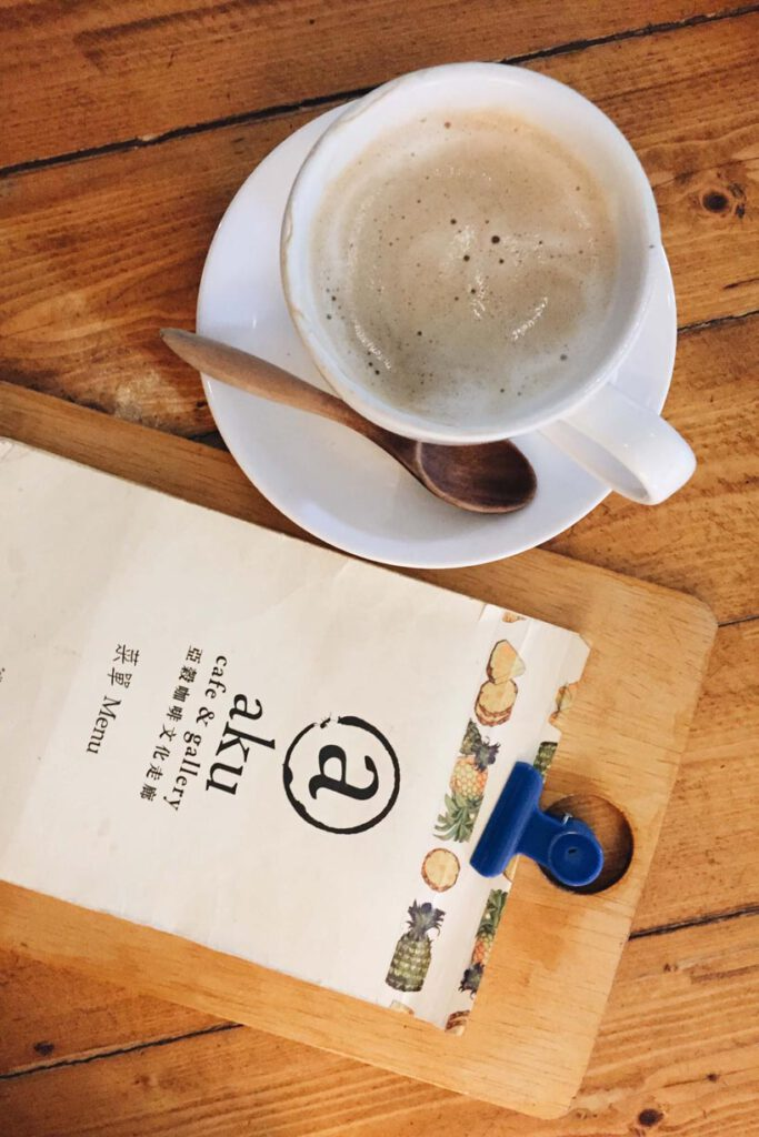 Aku - best cafés in Kuala Lumpur