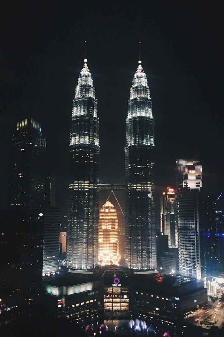 SkyBar - Best rooftopbars Kuala Lumpur