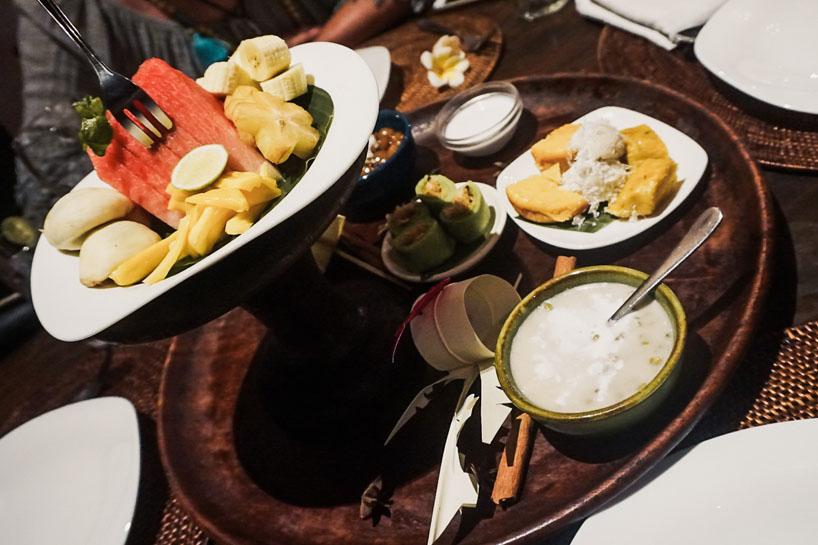 Fruit Plate by Bumbu Bali