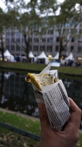Taco Time at the Düsseldorf Gourmet Festival