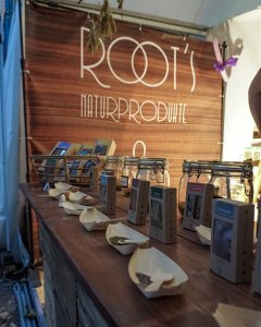 Roots Naturprodukte at Düsseldorf Gourmet Festival