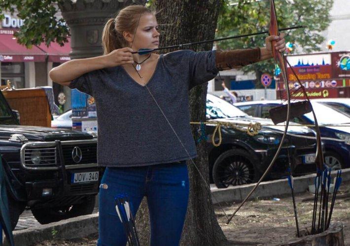 Pursuing my Bucket List: Shoot With Bow And Arrow - La Vie En Marine