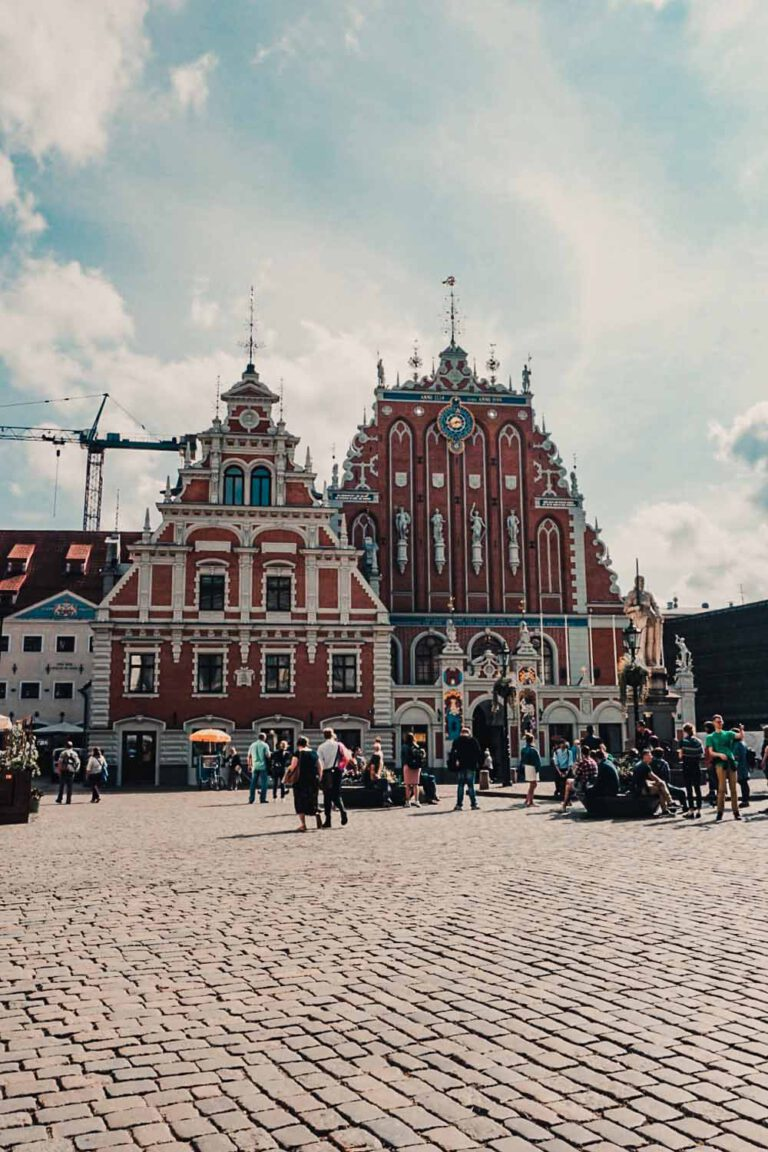 House of the Blackheads - Guide to Riga