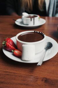 hot chocolate Riga - La Vie En Marine