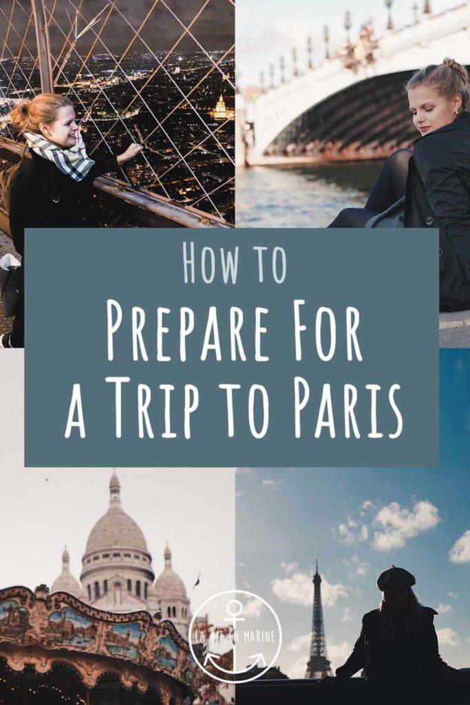 Paris Preparations - La Vie En Marine