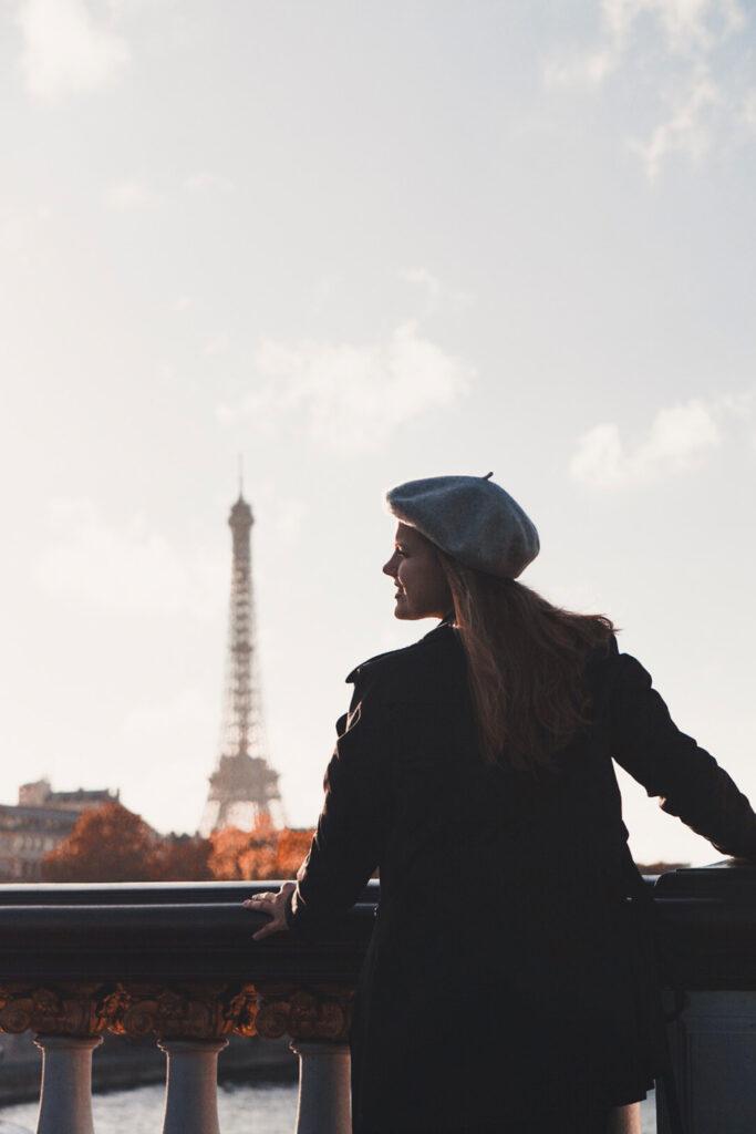 Trip to Paris - La Vie En Marine