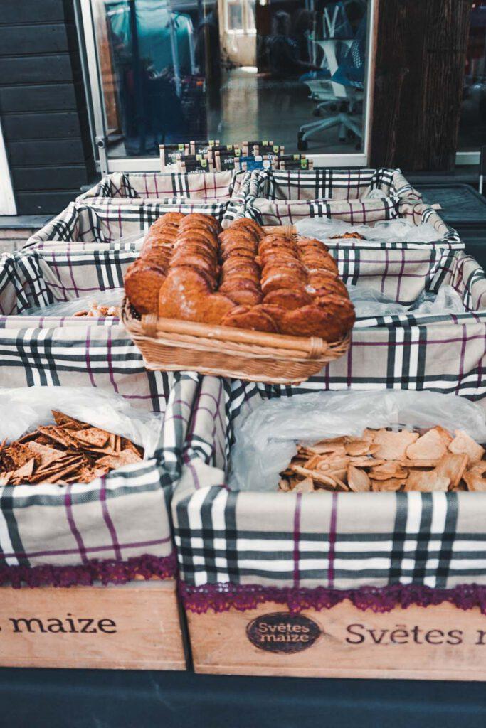 Kalnciema Street Market - Food Guide to Riga