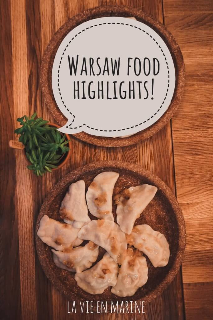 Warsaw Food Highlights - La Vie En Marine