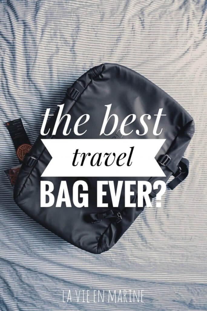 Wandrd, the best travel bag ever, La Vie En Marine