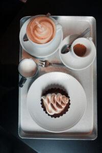 Pastries Glypoteket Cafe