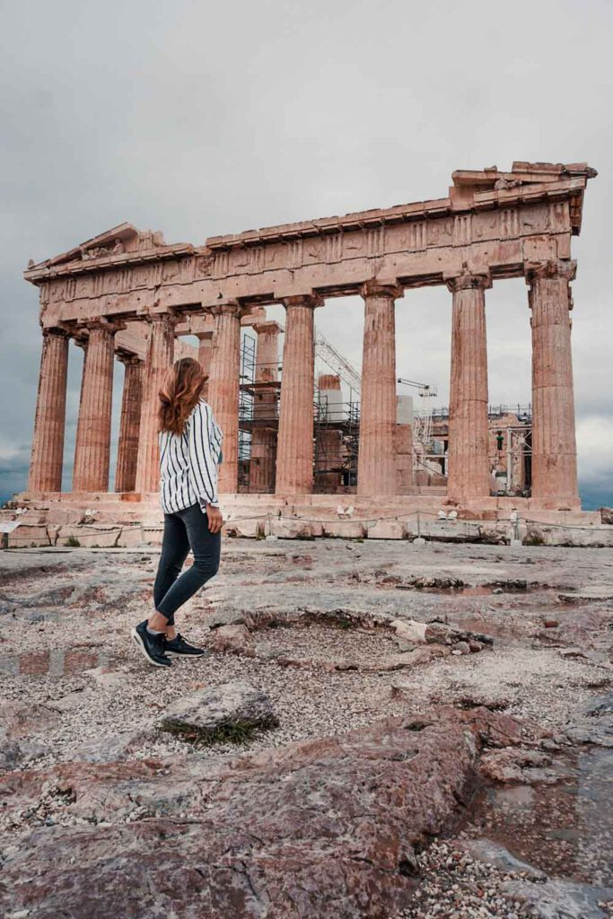 Europe Bucket List - Seeing the Acropolis in Athens, Greece