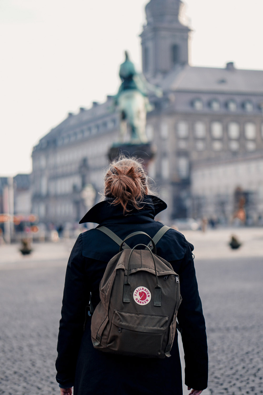 Me Looking at The Beauties of Copenhagen - La Vie En Marine