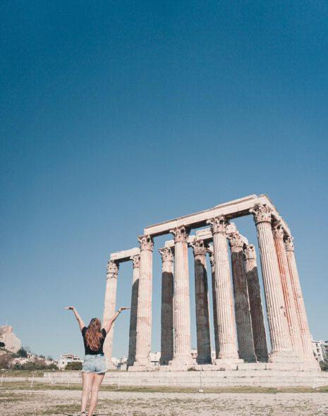 La Vie En Marine's Athen's Walking Tour