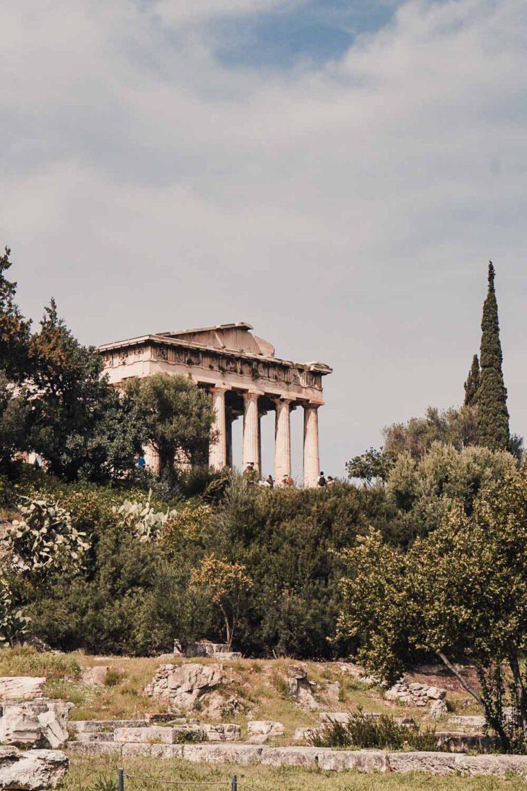 Temple of Hephaestus - La Vie En Marine