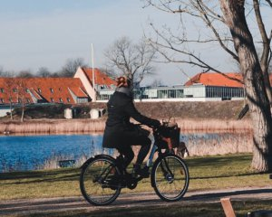 Biking in Copenhagen   La Vie En Marine