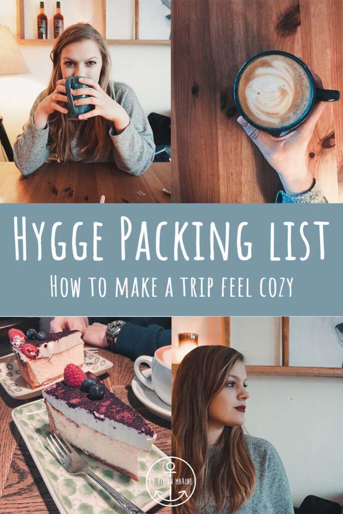 Hygge Packing List - La Vie En Marine