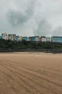 Colorful Houses of Tenby, Roadtrip in South Wales - La Vie En Marine