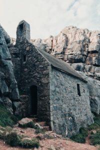St. Govan's Chapel, Roadtrip in South Wales l by La Vie En Marine
