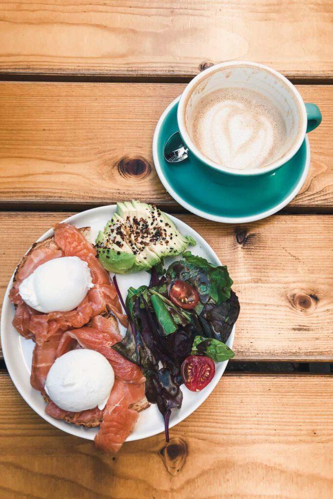 Breakfast at Birdie & Co