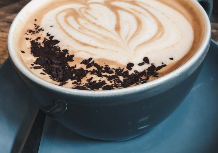 The Milk Man, Cafés of Edinburgh - La Vie En Marine