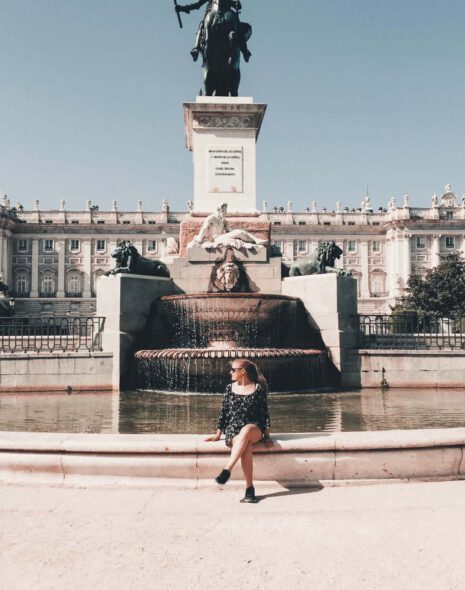 Enjoying Madrid by La Vie En Marine