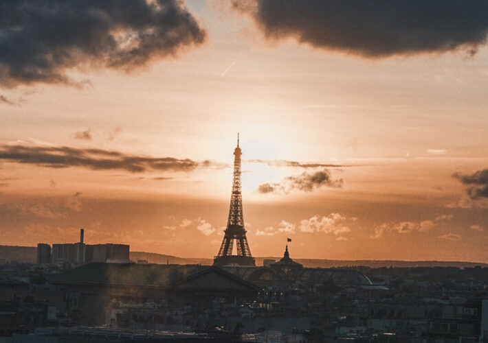 Europe Bucket List - Visiting Paris