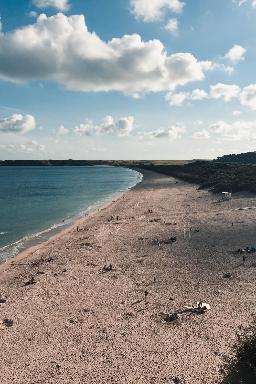 Tenby Beach, Road Trip in South Wales - La Vie En Marine