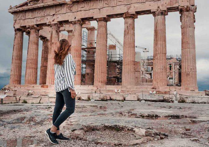 Pursuing My Bucketlist: See the Acropolis - La Vie En Marine