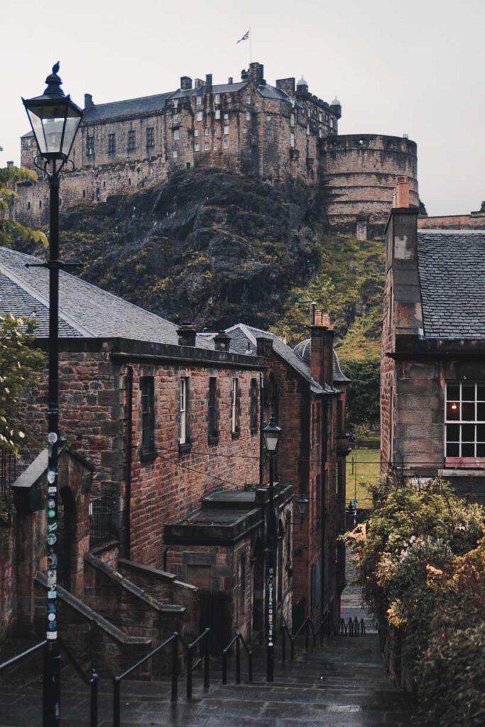 The Castle, Edinburgh - La Vie En Marine