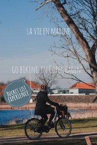 Biking in Copenhagen - La Vie En Marine