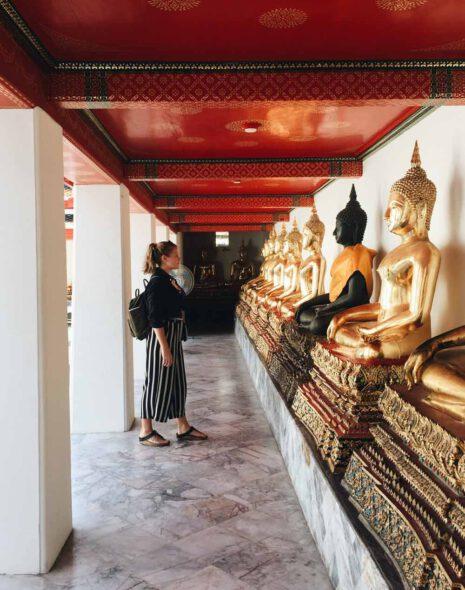 Asia Bucket List - Buddhas in Wat Pho