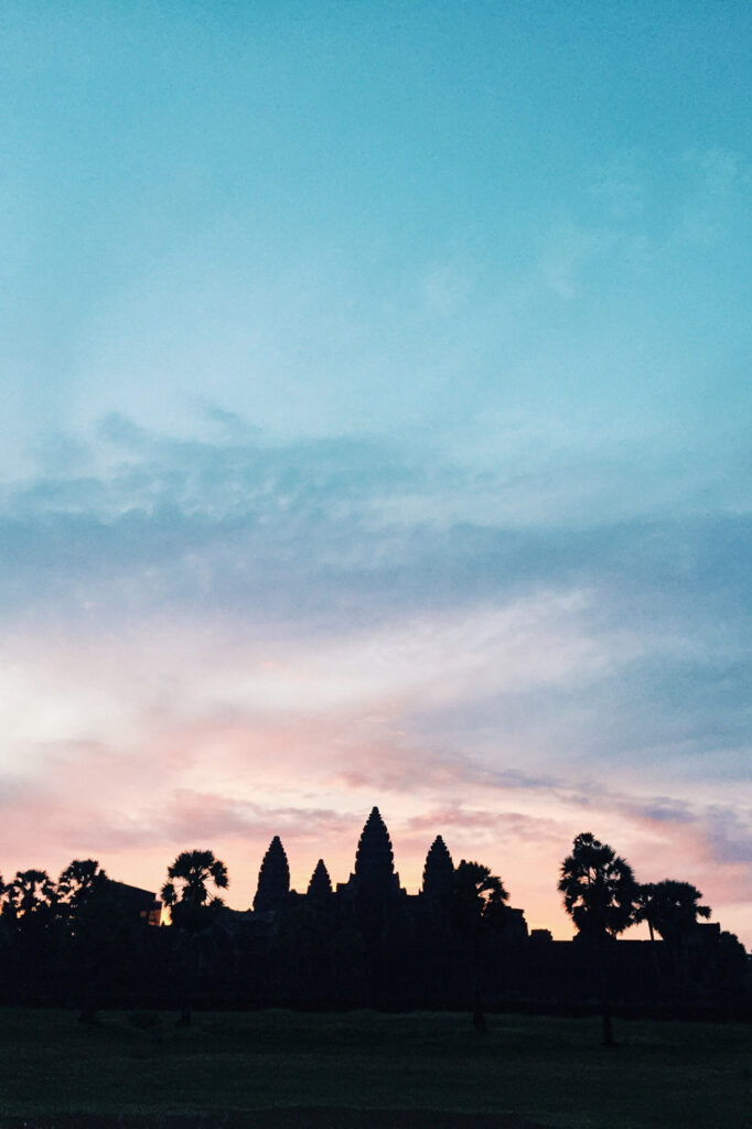 Asia Bucket List - See the Sunrise in Angkor Wat