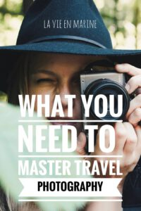 Starting Out With Travel Photography? I will tell you everything about all the gear you need!