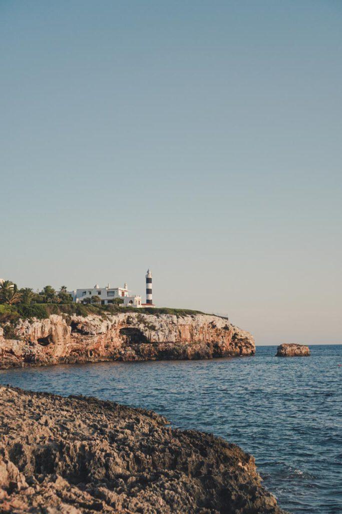 lighthouse Portocolom