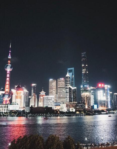 Shanghai in 48 Hours - La Vie En Marine