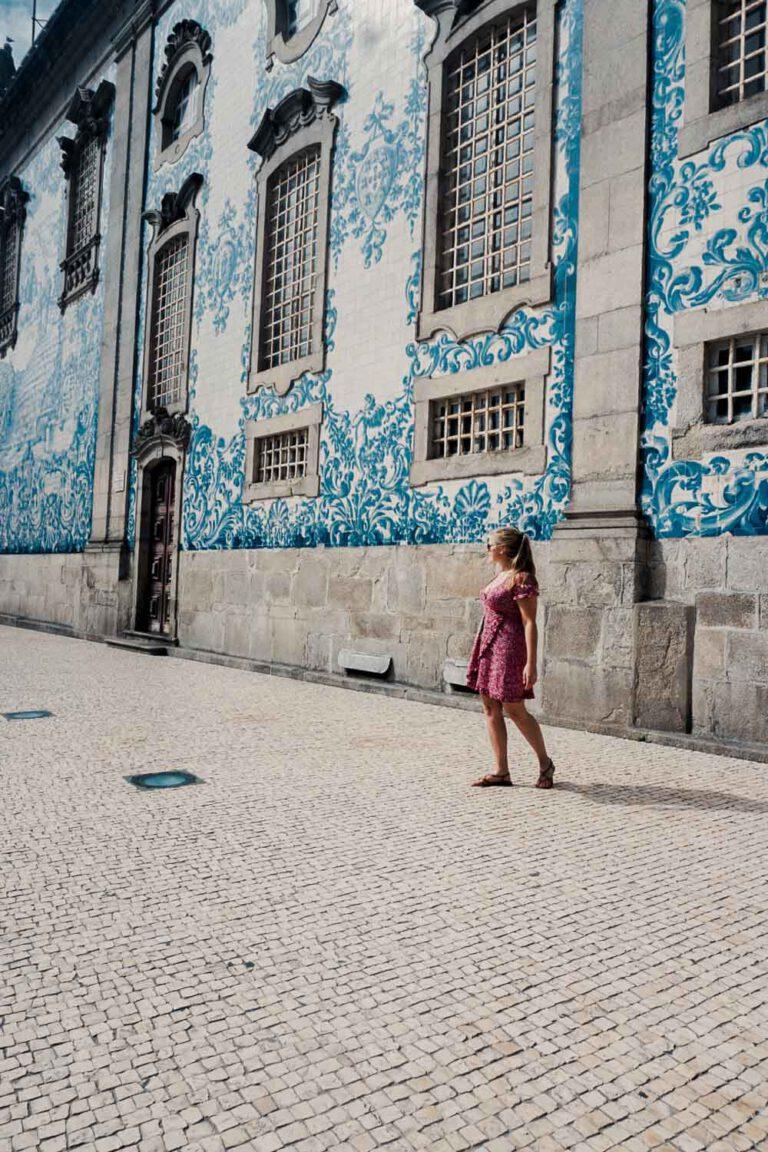 Igreja do Carmo, Guide to Porto - La Vie En Marine