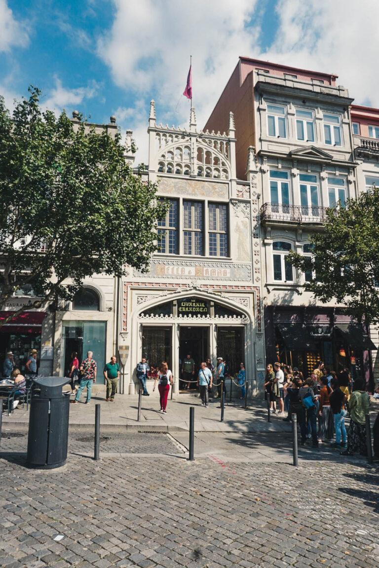 Livraria Lello, Guide to Porto - La Vie En Marine