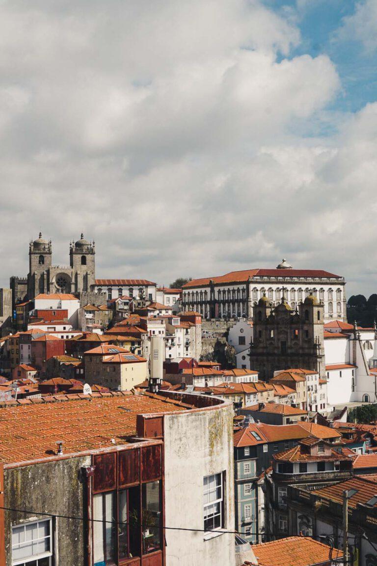 Mirador da Vitória, Guide to Porto - La Vie En Marine