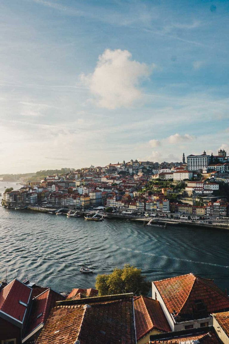 Beautiful Porto in the Golden Hour - Sights Not To Miss in Porto