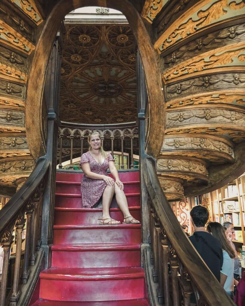 Liviria Lello , 10 Things Not To Miss in Porto- La Vie En Marine