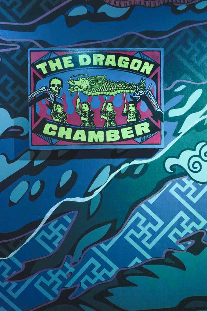 dragon chamber sign