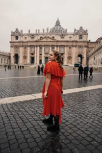 St. Peter's Basilica & Me