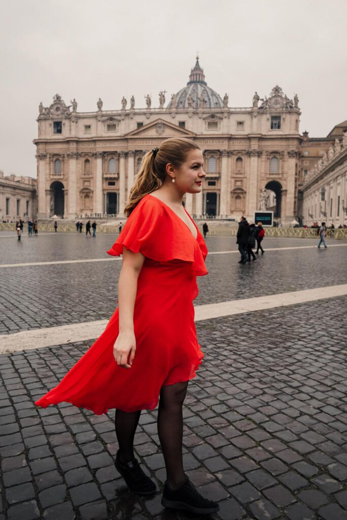 Instagram Worthy Places of Rome