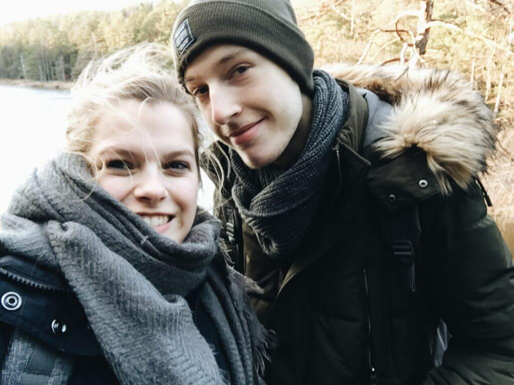 Couple in Tyresta