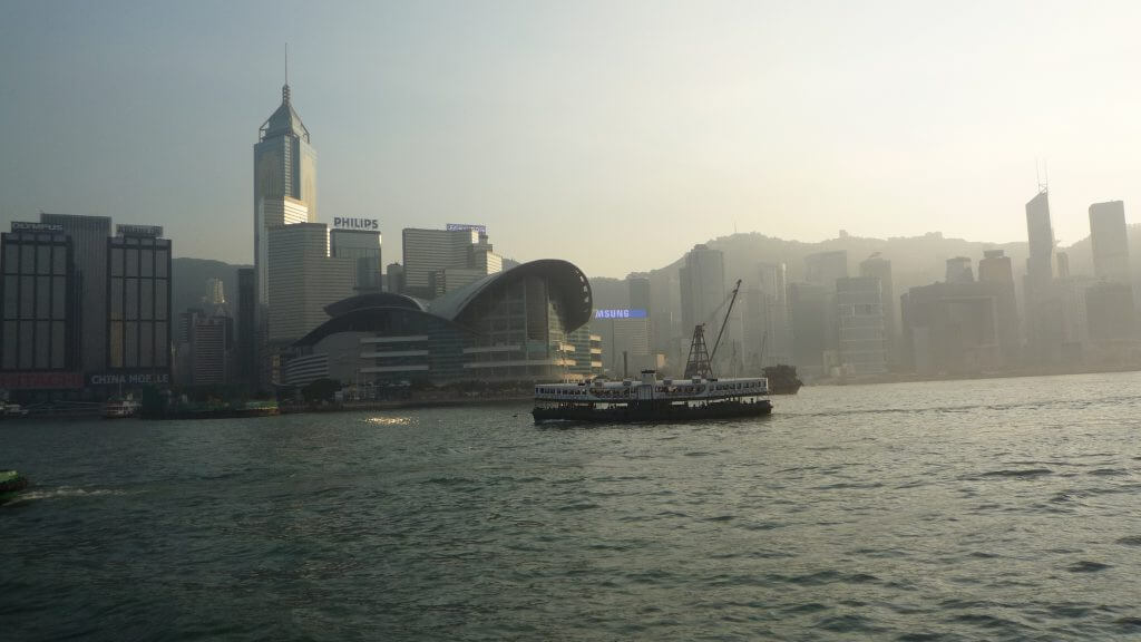 Hong Kong Harbor